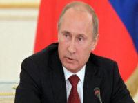 Putin: Cuma Rusia yang Miliki Senjata Hipersonik