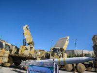 Iran: Keberadaan Bavar 373 Hentikan Penerbangan Pesawat U-2 AS
