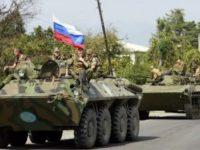 Antisipasi Konflik, Militer Rusia Berpatroli di Manbij