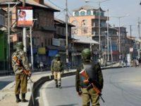 India Blokir Layanan SMS di Kashmir