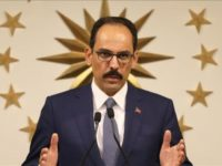 Turki Klaim Teroris adalah Target Operasi Militernya, Bukan Etnis Kurdi