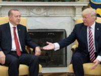Erdogan Tuding AS Tidak Laksanakan Komitmennya di Kesepakatan Gencatan Senjata