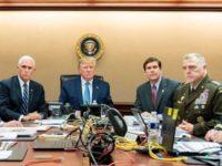 Juru Foto Obama Sangsi Trump Awasi Pembunuhan Baghdadi