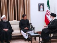 Redam Ketegangan Saudi-Iran, PM Pakistan Kunjungi Tehran