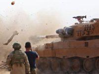 Tentara Suriah Terlibat Kontak Senjata Sengit dengan Tentara Turki