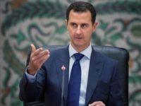 Assad: Dulu Minyak, Kini Tanah Suriah yang Dicuri Erdogan!