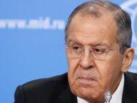 Menlu Rusia, Sergei Lavrov. Sumber: Euronews