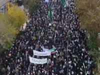 Demo Anti AS dan Sekutunya Digelar Lagi oleh Jutaan Rakyat Iran