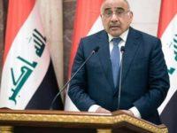 Moqtada Sadr Sambut Gembira Pengunduran Diri Abdul-Mahdi Mundur dari Jabatan PM Irak