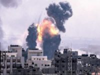 Serangan Israel ke Gaza Gugurkan 11 Orang Palestina