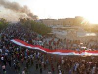Hadapi Demonstran, Pemerintah Irak Kerahkan Pasukan di Ladang Minyak Basrah