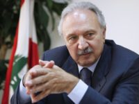 Potret Mohammad Safadi, mantan menteri ekonomi Lebanon. Sumber: RT