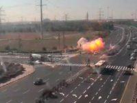 Usai Syahidnya Abu Al-Ata, Roket-roket Palestina Langsung Menghujani Israel