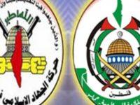 Hamas dan Jihad Islam Bantah Isu Gencatan Senjata Jangka Panjang dengan Israel