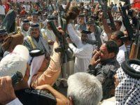 Suku-suku Irak Turun ke Jalan Hadapi Perusuh